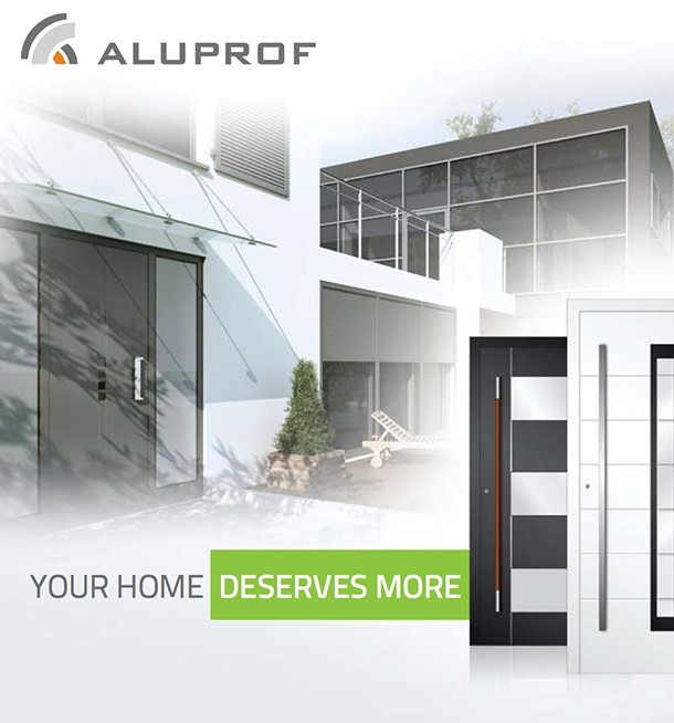 Click the image above to download our Aluminium Composite Doors Brochure