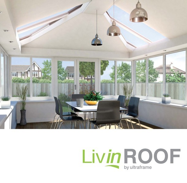 Awc home improvements livin roof conservatories in oldham manchester click image above to download our livin roof conservatories brochure mozeypictures Image collections