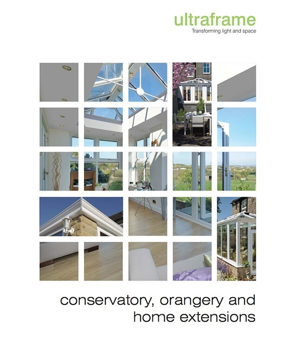 Click the image above to download the Ultraframe Conservatory Brochure